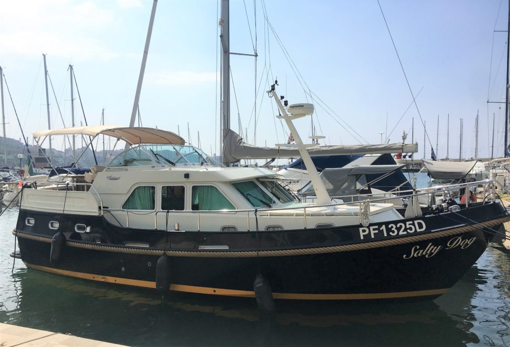 Linssen Grand Sturdy 410AC