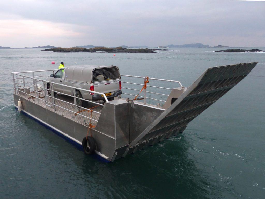 10m landing craft