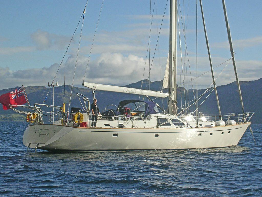 Oyster 68 Sloop