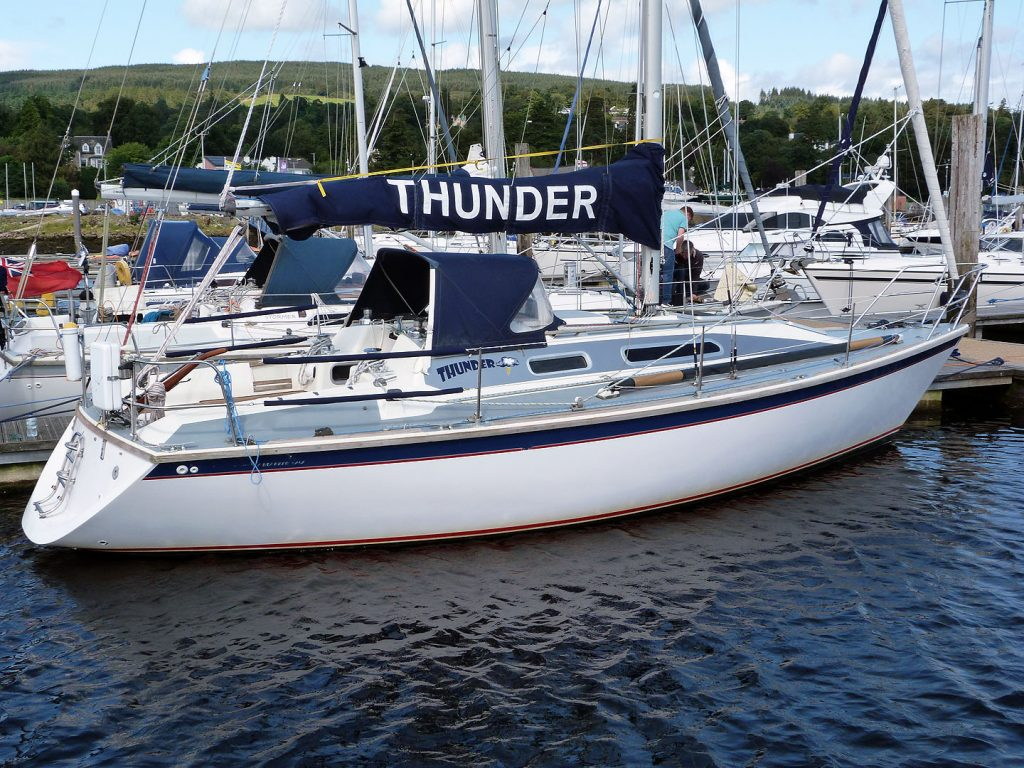 Westerly Storm for sale scotland