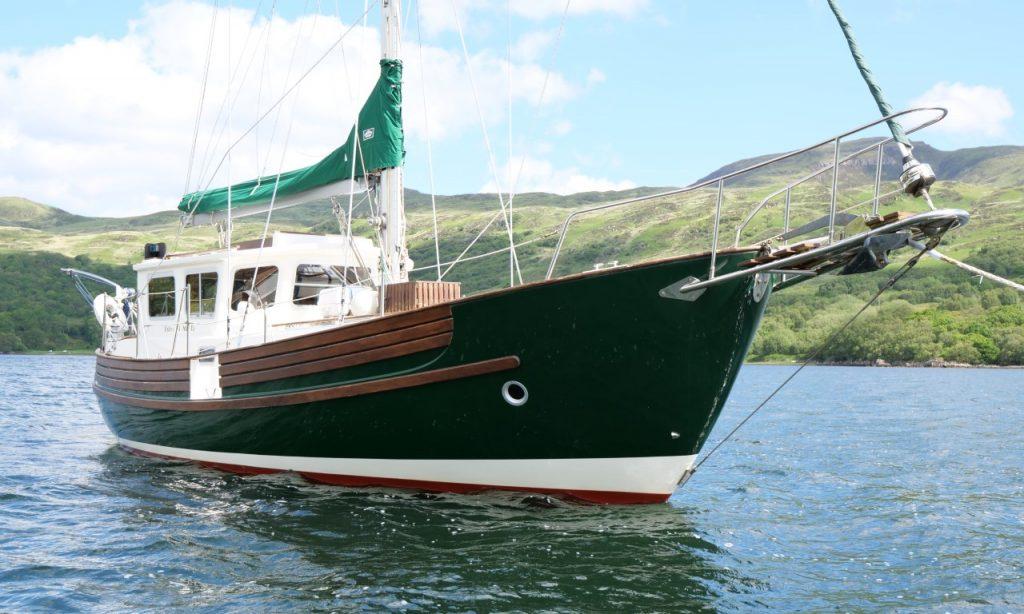 Fisher 34 MkIII Sloop