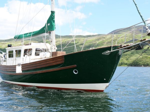 Mark Cameron Yachts - Specialist Sail and Motorboat Brokerage -
