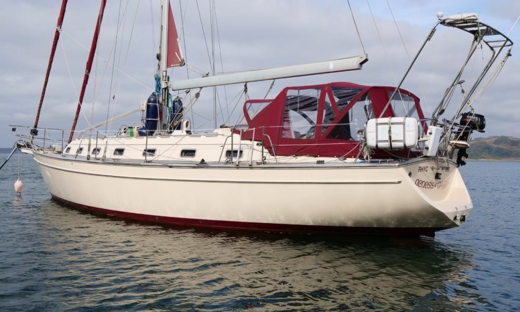Island Packet Yachts for Sale Scotland
