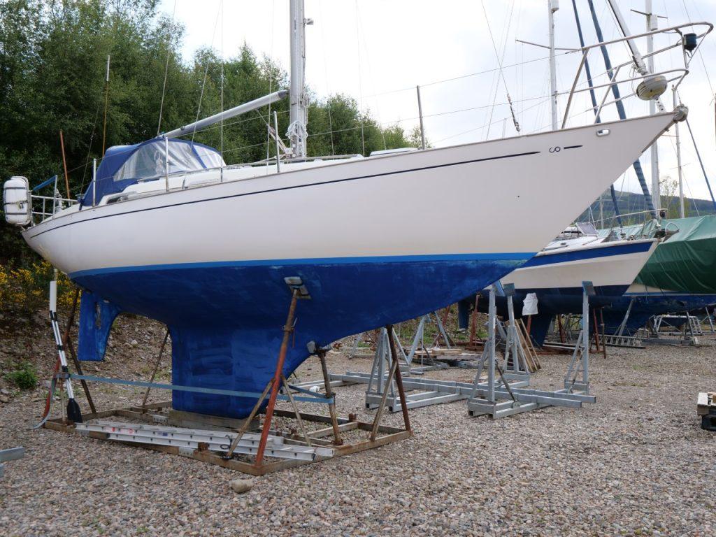 Contessa 32 for sale