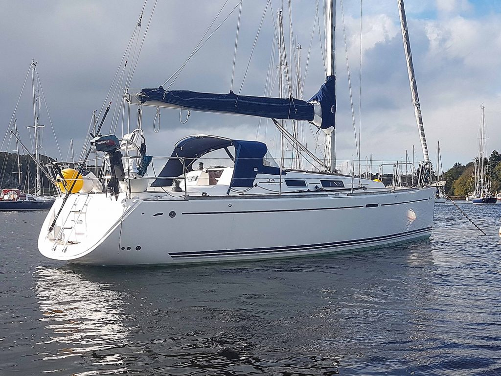 Dufour 34 Performance for sale