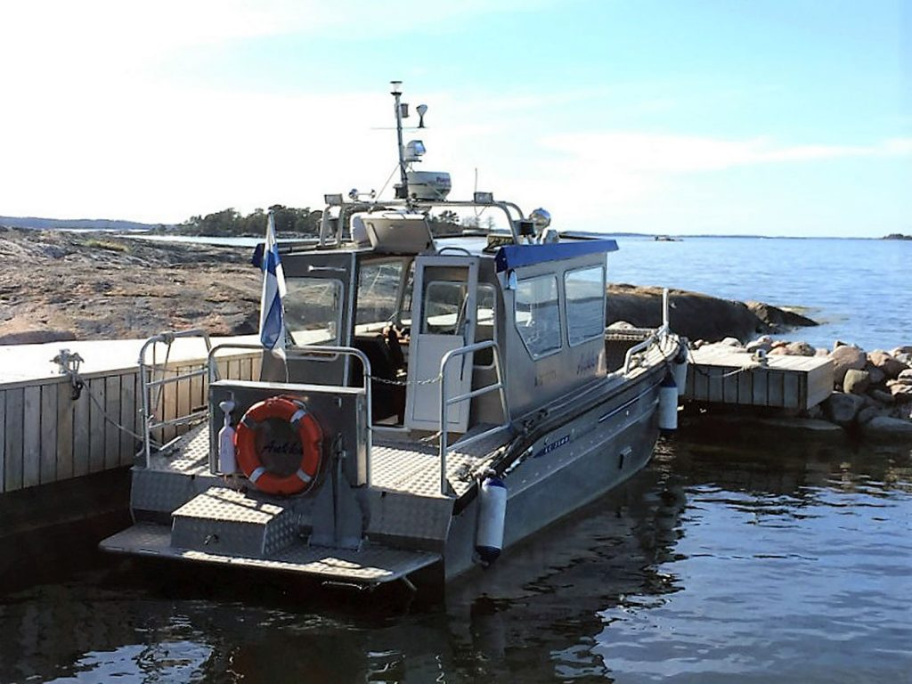 Lamor LC7500 Cabin