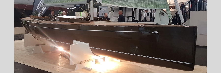 Green Boats Flax 27 at Boot Dusseldorf 2020