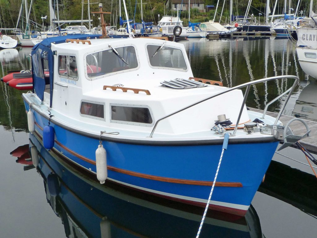 Channel Island 22 for sale Scotland