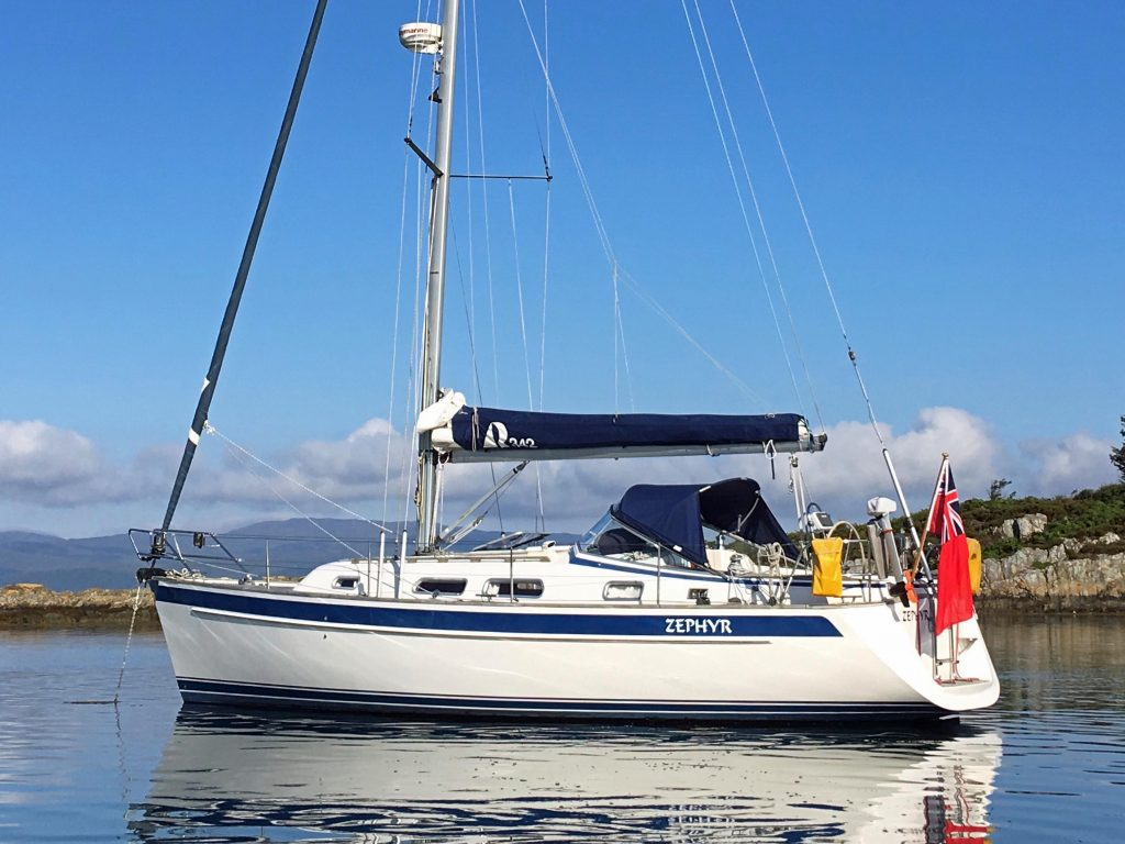 Hallberg-Rassy 342 for sale