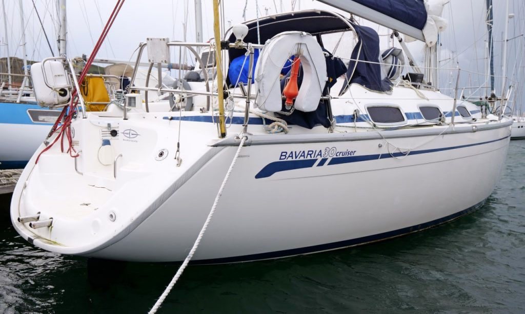 Bavaria 30 Cruiser for sale scotland