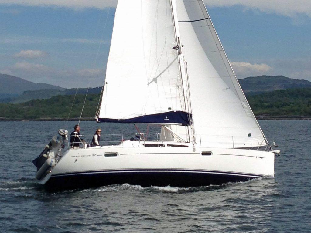 Jeanneau Sun Odyssey 39i for sale Scotland