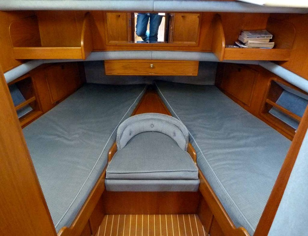 Cromarty 36 Aft Cabin
