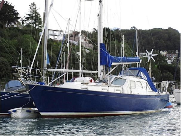 Vancouver 34 Pilot for sale Scotland