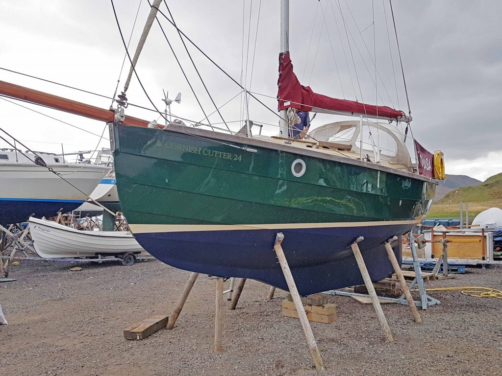 Cornish Crabber Cutter 24 for sale