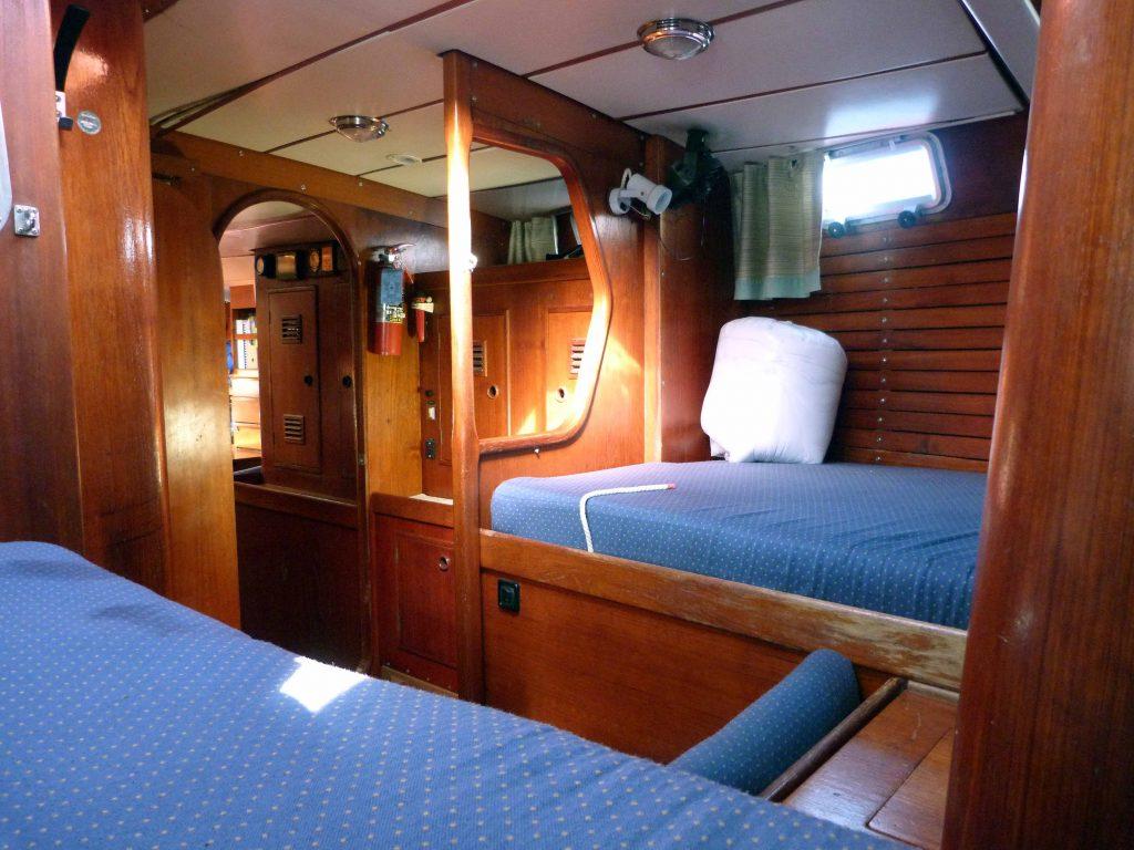 Nautor 43 Aft cabin