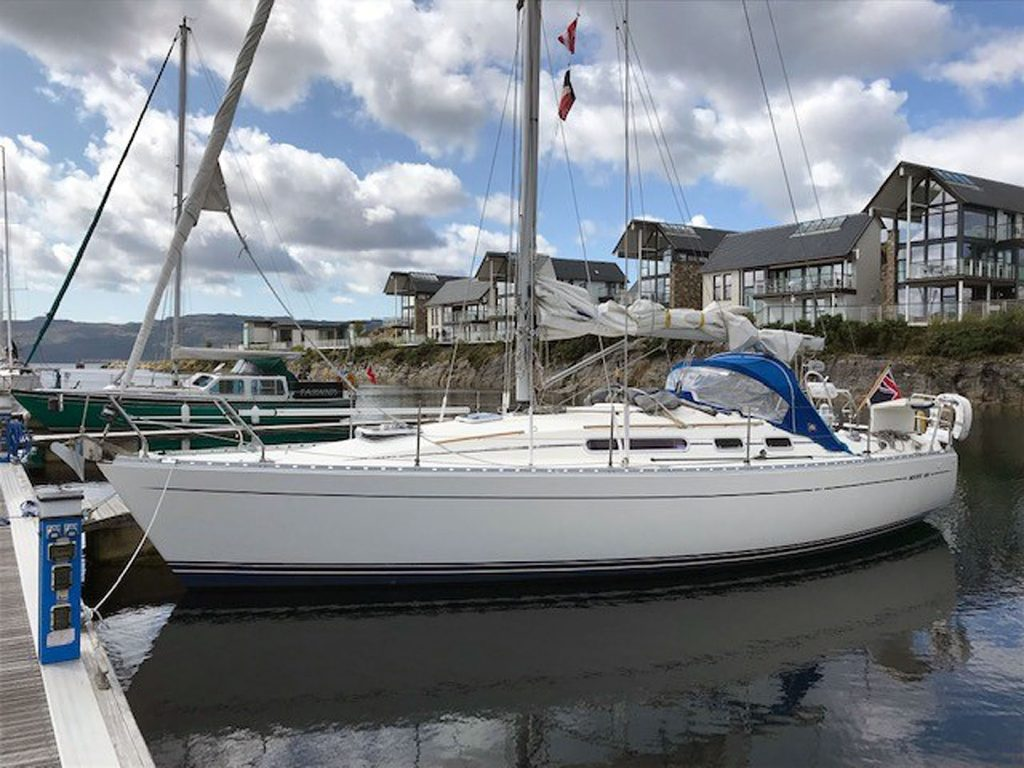 Moody Yachts for Sale Scotland