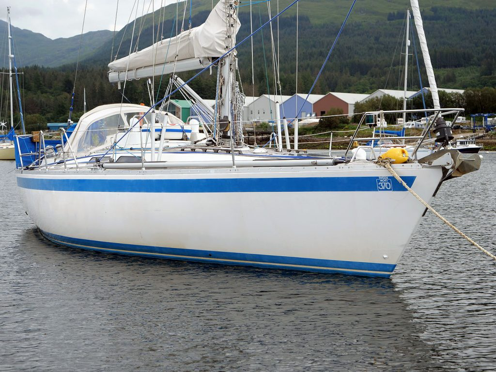 Sweden Yachts for Sale Scotland.