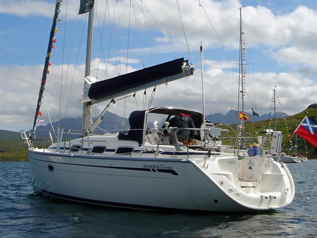 Bavaria 33 for sale scotland