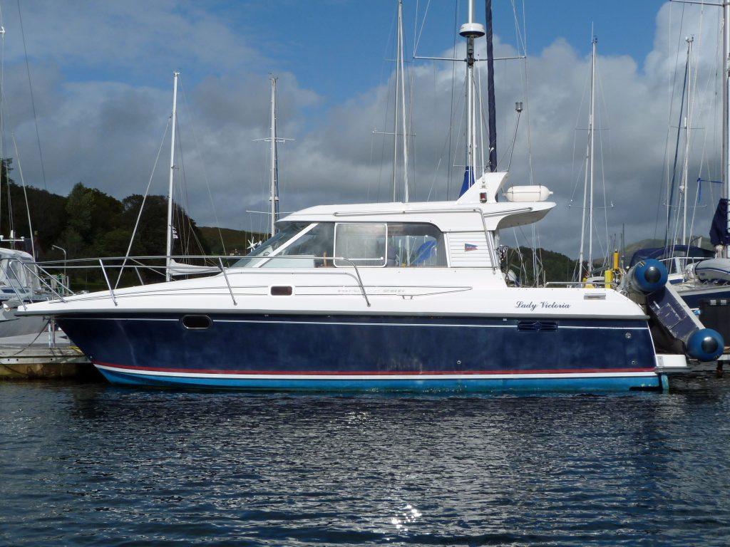 Nimbus boats for sale scotland