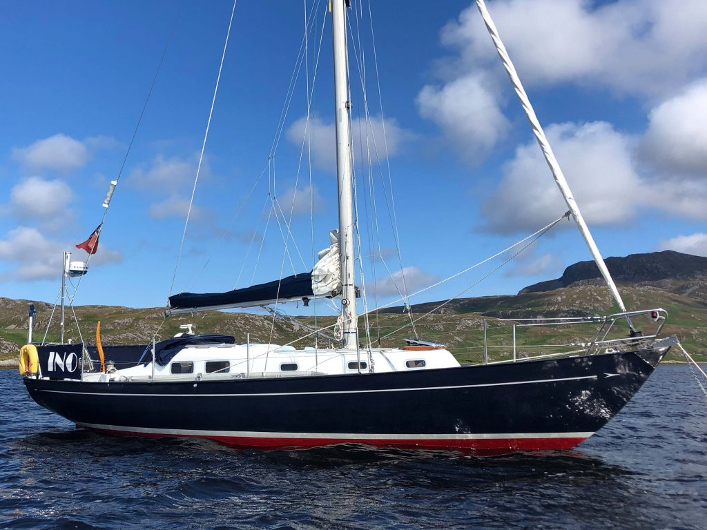 Excalibur 36 for sale scotland