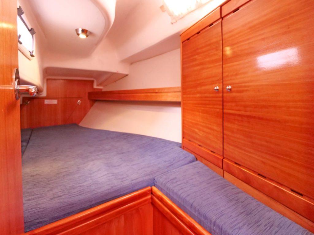 Bavaria 33 Aft Cabin