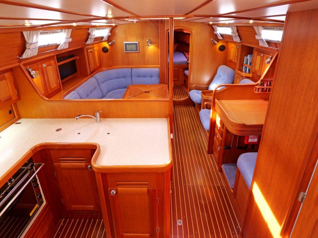 Scandinavian Yachts for sale UK