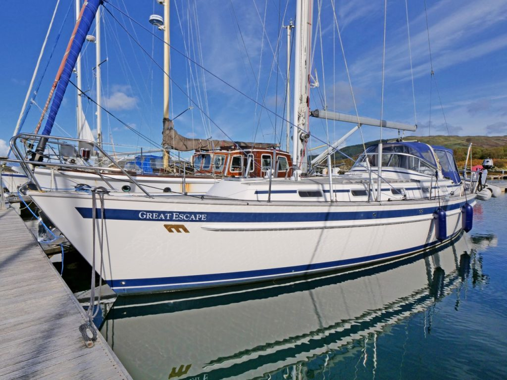 Malo 43 for sale UK