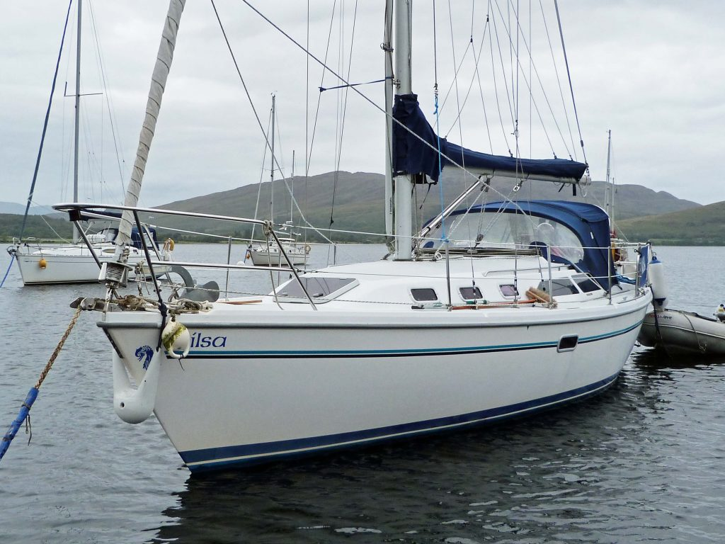 Catalina Yachts for Sale UK