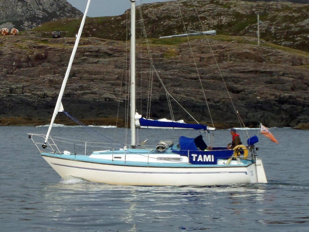 Yacht Brokerage Oban