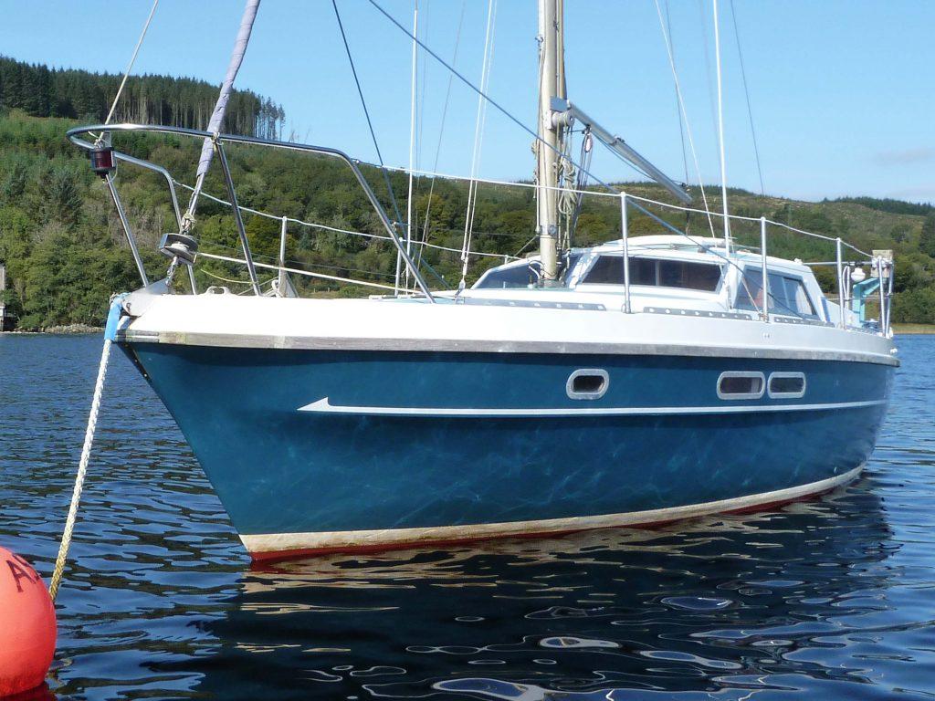 Yacht Brokerage Scotland