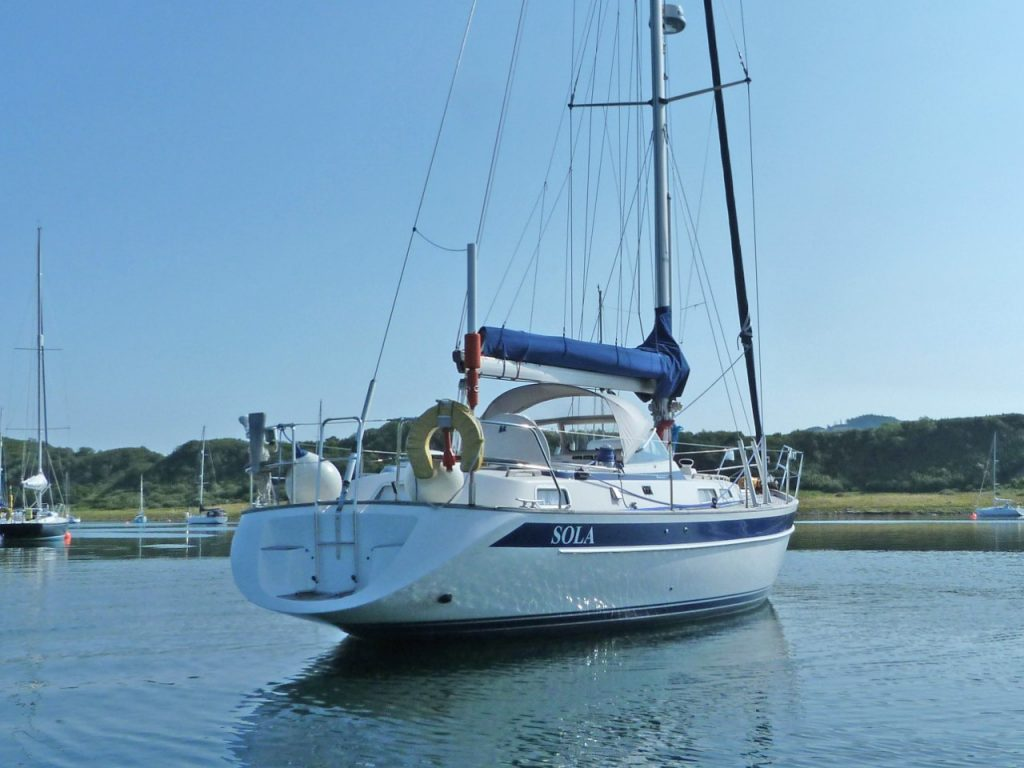 Swedish Yacht Brokerage UK
