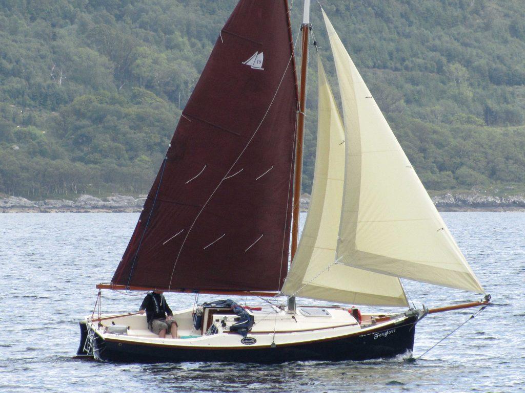 Cape Cutter 19 for sale