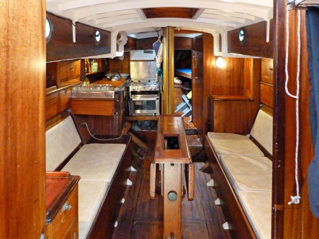 McGRUER classic interior