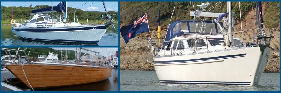 Hallberg-Rassy Yacht Sales Scotland