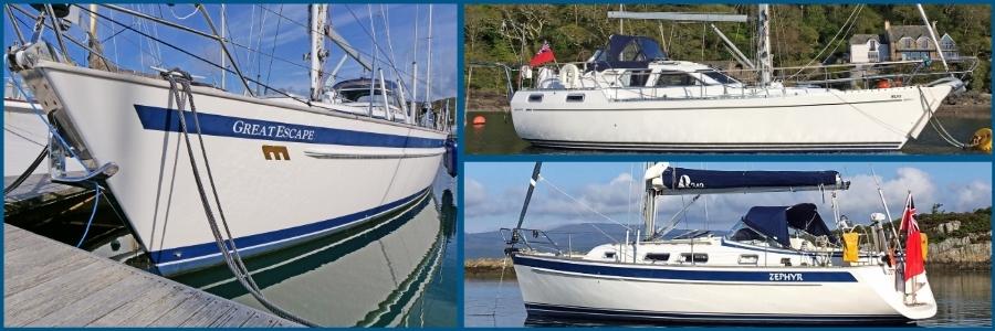 Scandinavian yacht brokerage UK