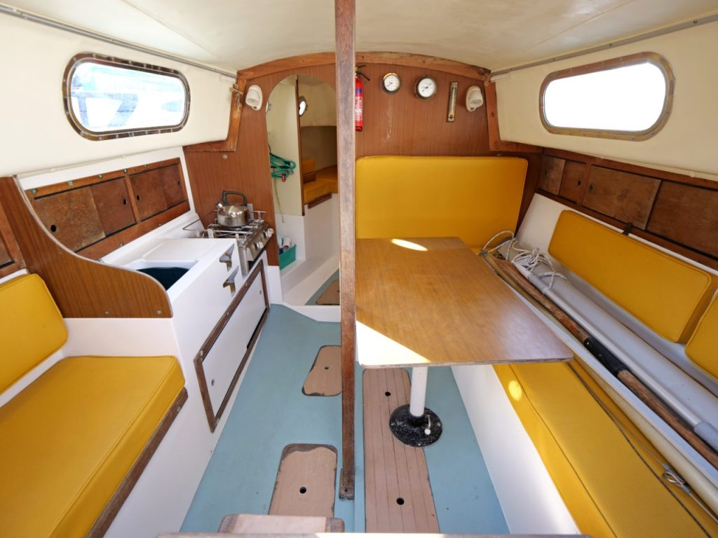 Westerly Tiger saloon