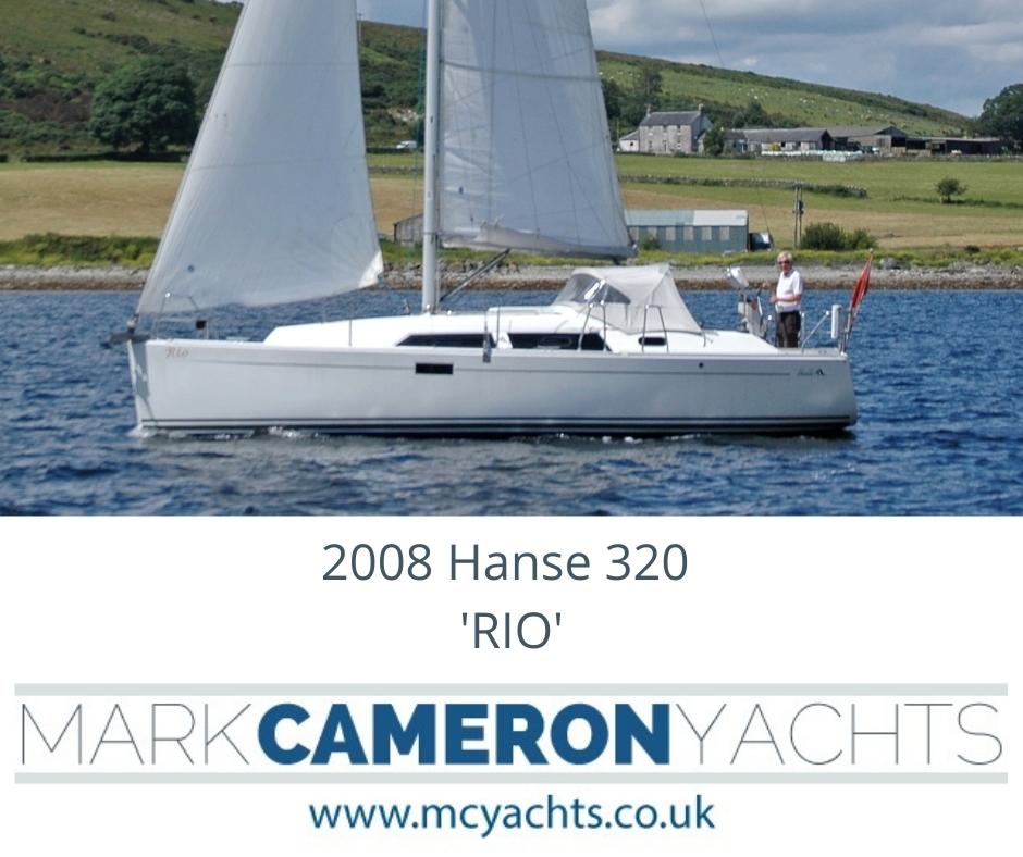 Hanse Yachts for Sale Scotland