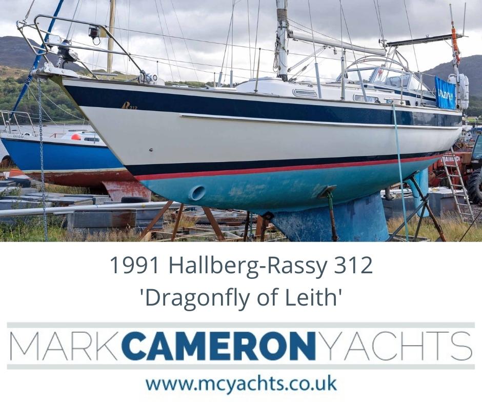 Hallberg-Rassy Brokerage SCOTLAND