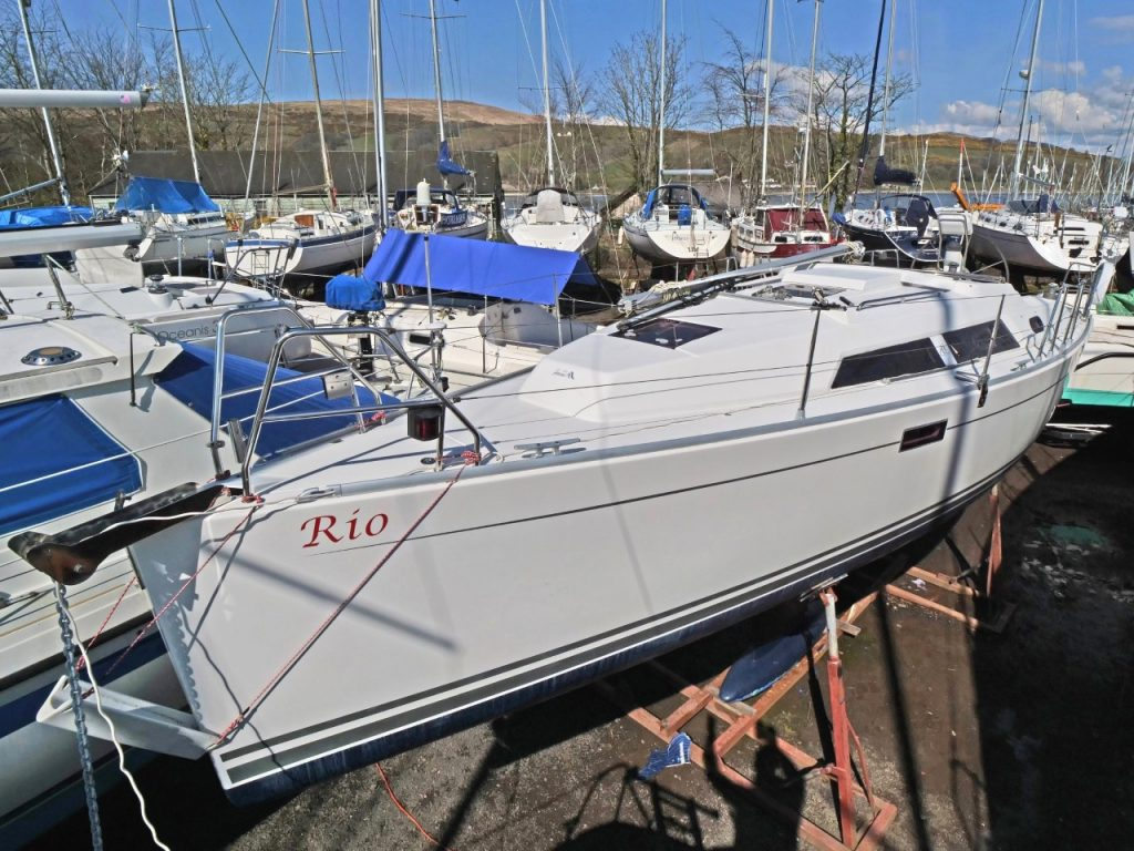 Hanse 320 for sale