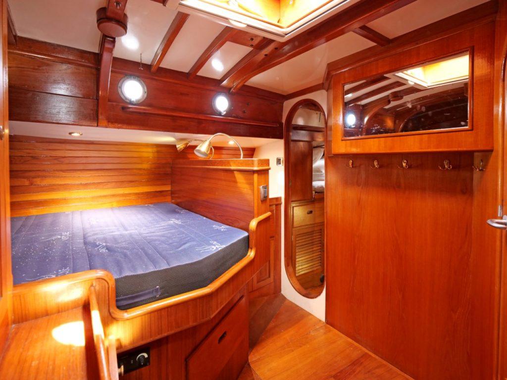 BUCEPHALUS Master cabin