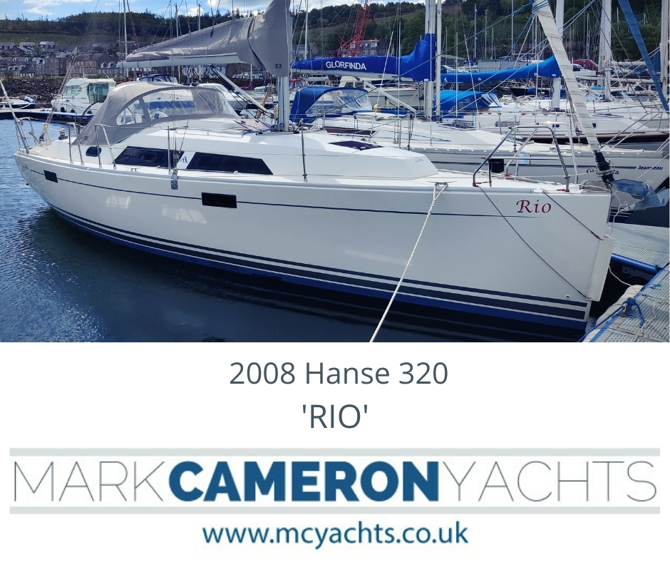 Hanse Yacht Sales Scotland