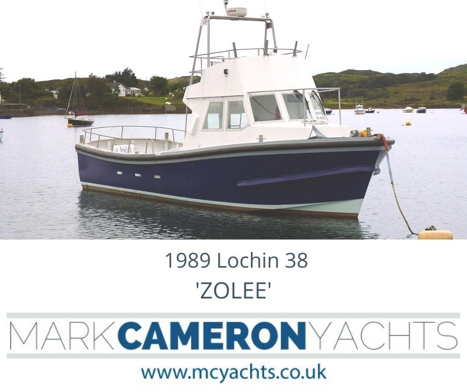 Lochin 38 for sale