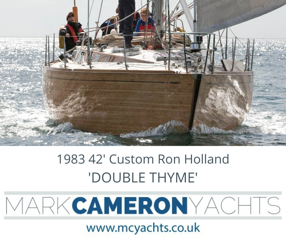 Ron Holland Swan 42 for sale