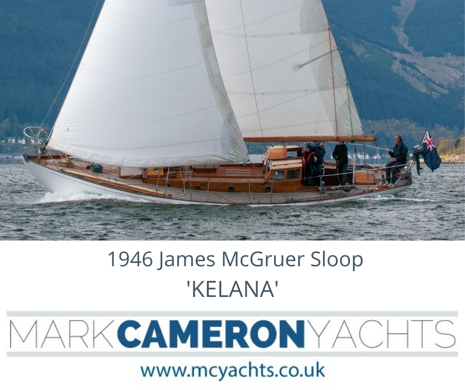 Classic McGruer Yachts for sale