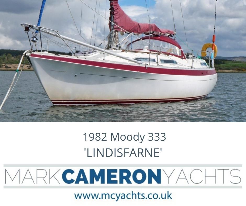 Moody Yacht Sales Scotland