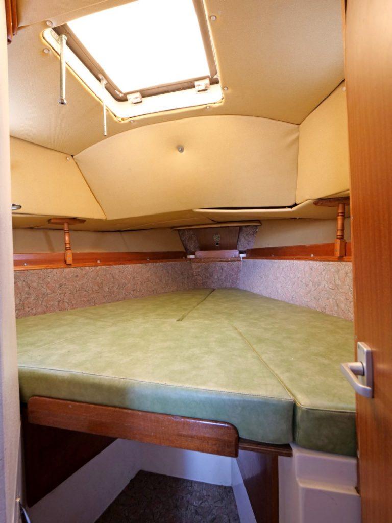 Westerly Pentland forward cabin