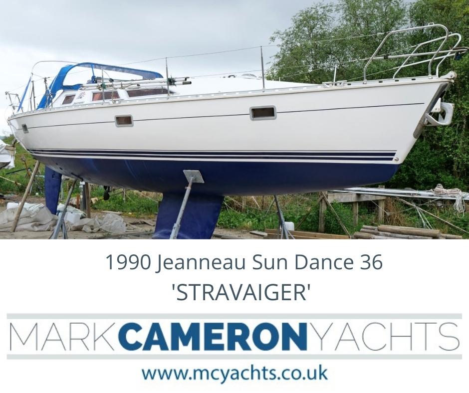 Jeanneau Sun Odyssey 36 for sale