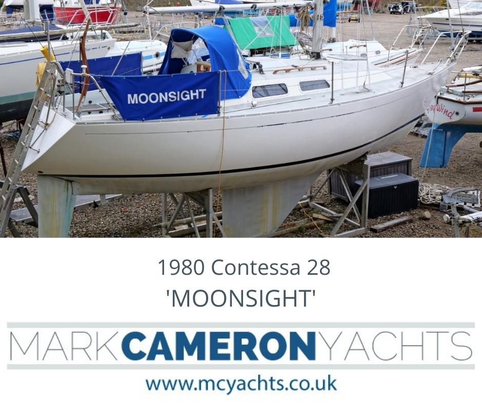 Yacht Brokerag Scotland