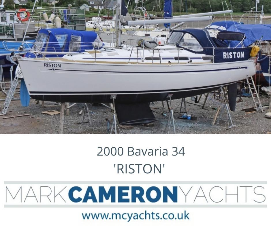 Bavaria Yachts for Sale Scotland