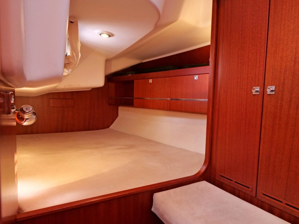 Maxi 1300 - Aft cabin